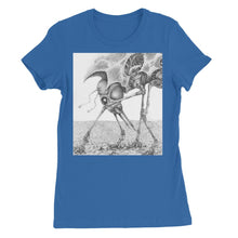 Load image into Gallery viewer, Giant Alien Bug Womens Favourite T-Shirt