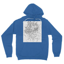 Load image into Gallery viewer, Jellyfish-O-War Fleece Pullover Hoodie