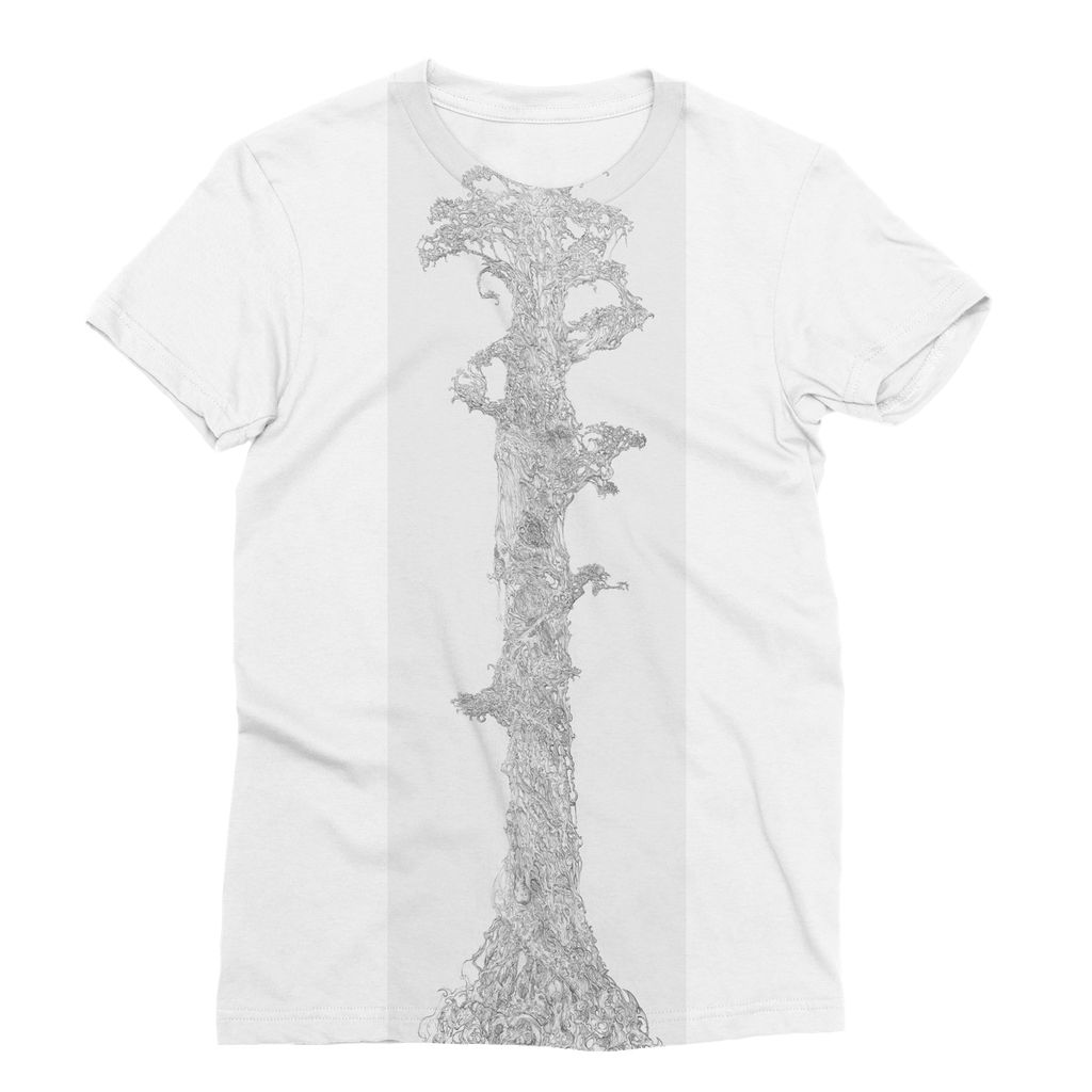 Sky Tree Sublimation T-Shirt