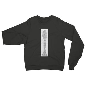 Space Elevator Womens Sweatshirt