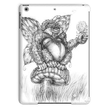 Load image into Gallery viewer, Pickles (The Fairy-Gorilla) Tablet Case