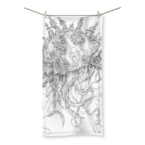 Jellyfish-O-War Beach Towel
