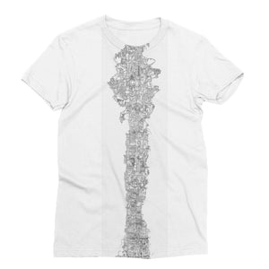 Space Elevator Sublimation T-Shirt