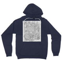 Load image into Gallery viewer, Rumble-Tank Fleece Pullover Hoodie