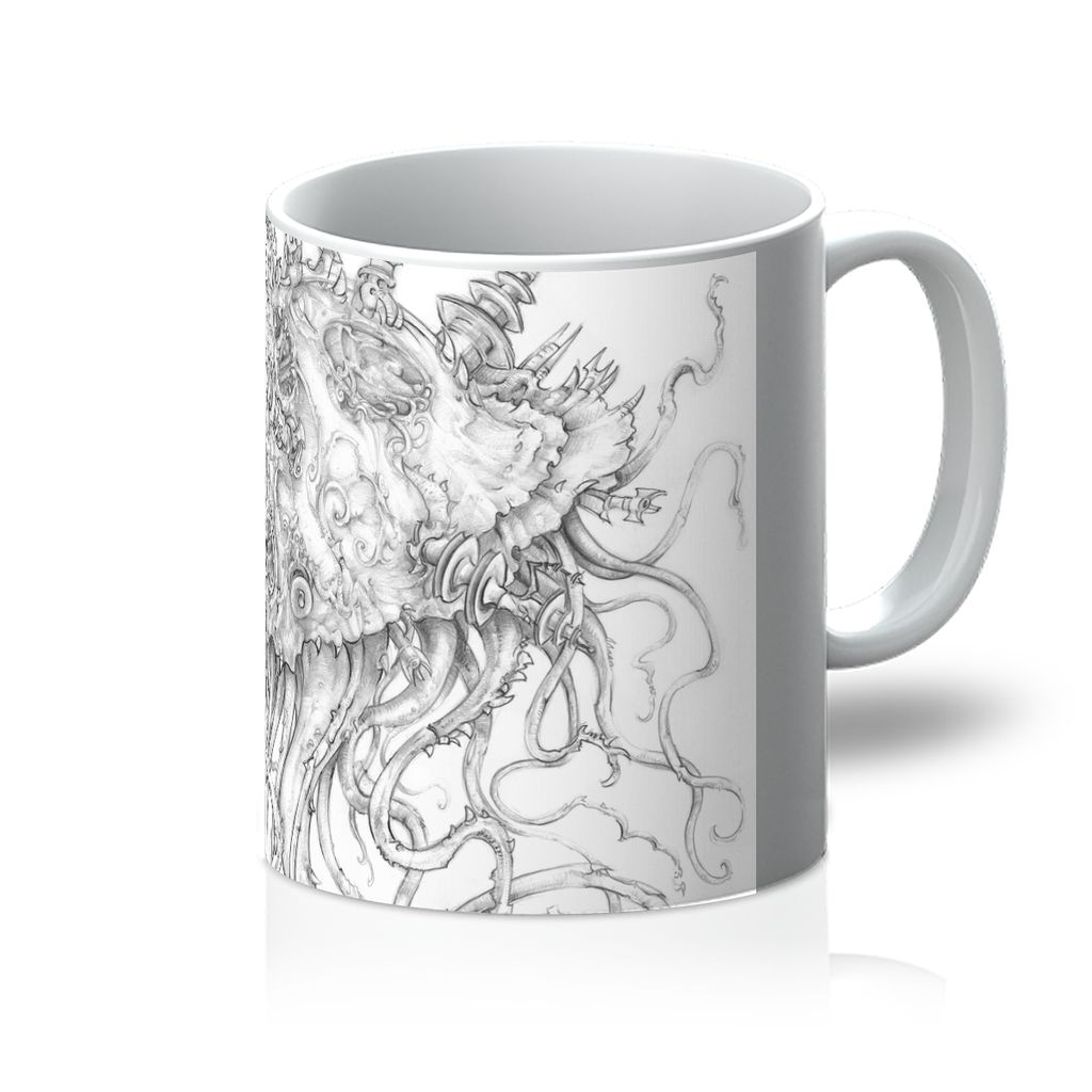 Jellyfish-O-War Mug