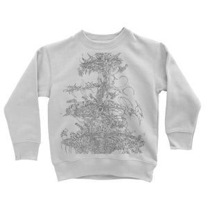 Flying Laser Kids Sweatshirt