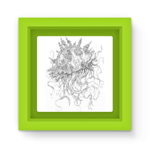 Load image into Gallery viewer, Jellyfish-O-War Magnet Frame