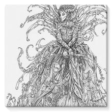 Load image into Gallery viewer, Lady Brambles Stretched Canvas