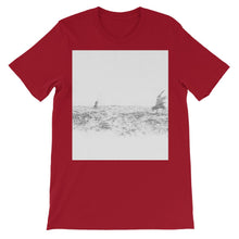Load image into Gallery viewer, Pastoral Landscape Short Sleeve T-shirt