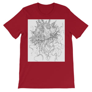 Jellyfish-O-War Short Sleeve T-shirt