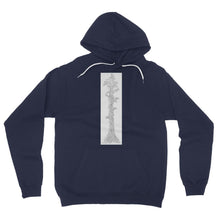 Load image into Gallery viewer, Sky Tree Fleece Pullover Hoodie