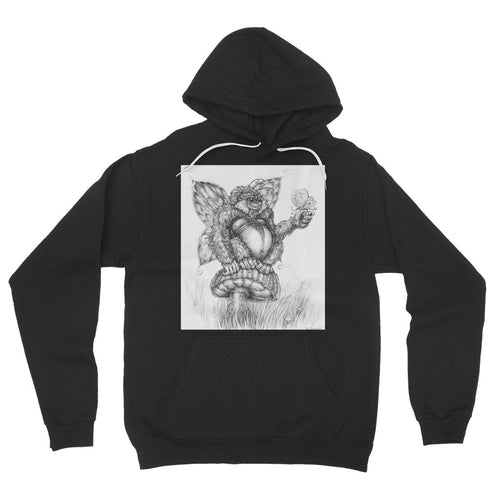 Pickles (The Fairy-Gorilla) Fleece Pullover Hoodie
