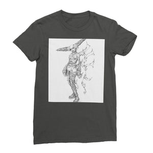 Tesla  Womens T-Shirt