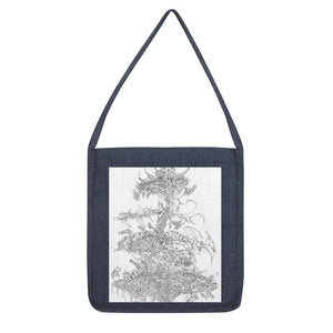 Flying Laser Tote Bag