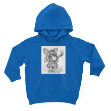 Load image into Gallery viewer, Pickles (The Fairy-Gorilla) Kids Hoodie