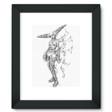 Load image into Gallery viewer, Tesla  Framed Fine Art Print