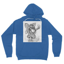 Load image into Gallery viewer, Pickles (The Fairy-Gorilla) Fleece Pullover Hoodie