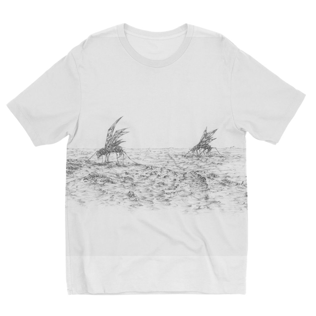 Pastoral Landscape Kids' Sublimation T-Shirt