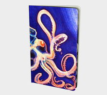 Load image into Gallery viewer, Translucent Squid Notebook