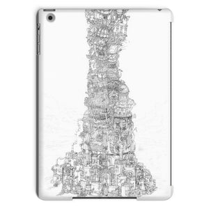 Space Elevator Tablet Case