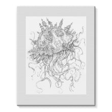 Load image into Gallery viewer, Jellyfish-O-War Stretched Eco-Canvas