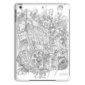 Rumble-Tank Tablet Case