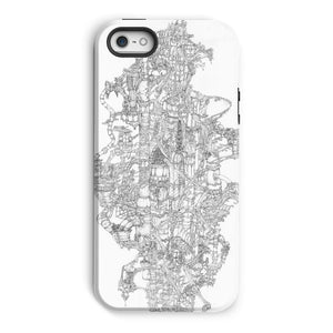 Space Elevator Phone Case