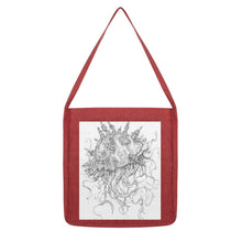 Load image into Gallery viewer, Jellyfish-O-War Tote Bag