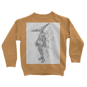 Tesla  Kids Sweatshirt