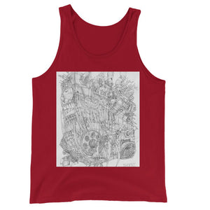 Rumble-Tank Jersey Tank Top