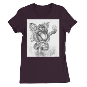 Pickles (The Fairy-Gorilla) Womens Favourite T-Shirt