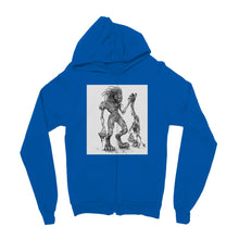 Load image into Gallery viewer, Vorpal Kids' Zip Hoodie
