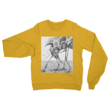 Load image into Gallery viewer, Giant Alien Bug Sweatshirt