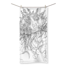 Load image into Gallery viewer, Jellyfish-O-War Beach Towel