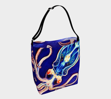 Load image into Gallery viewer, Translucent Squid Tote Bag