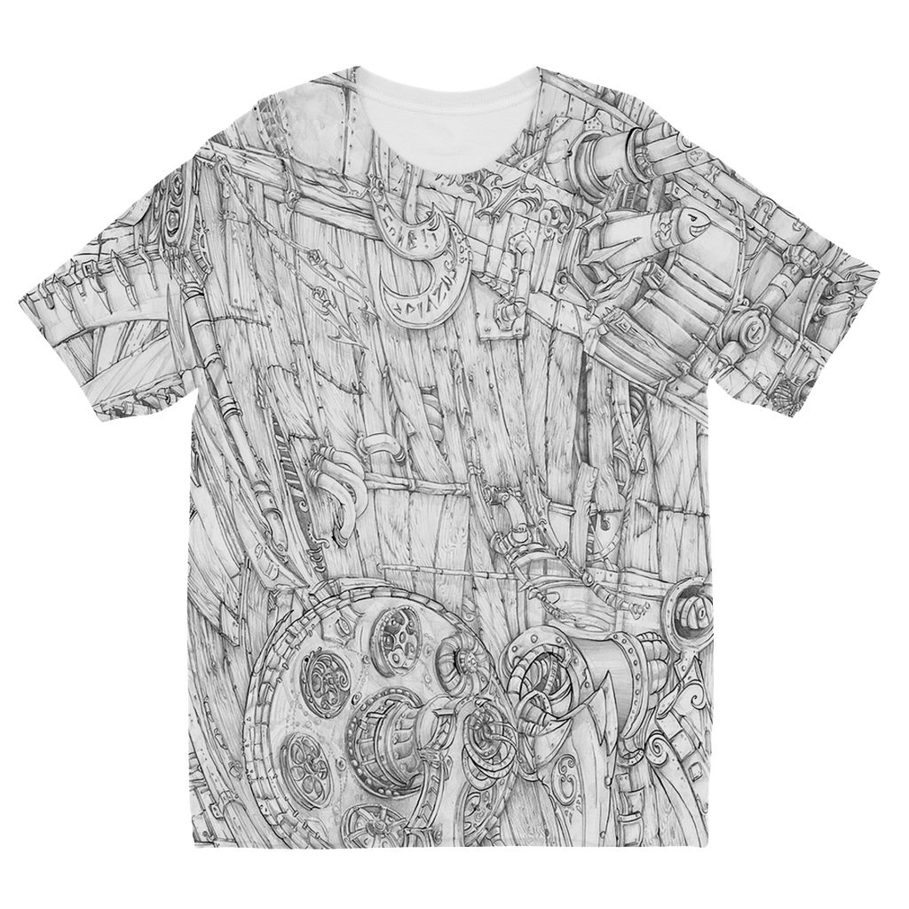 Rumble-Tank Kids' Sublimation T-Shirt