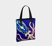Load image into Gallery viewer, Translucent Squid Pillow