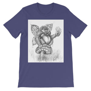Pickles (The Fairy-Gorilla) Kids T-Shirt