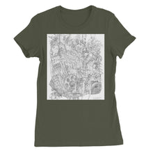 Load image into Gallery viewer, Rumble-Tank Womens Favourite T-Shirt