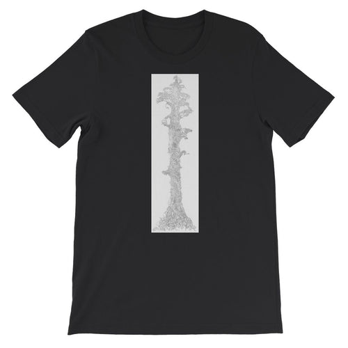 Sky Tree Short Sleeve T-shirt