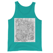Load image into Gallery viewer, Rumble-Tank Jersey Tank Top