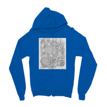 Load image into Gallery viewer, Rumble-Tank Kids' Zip Hoodie