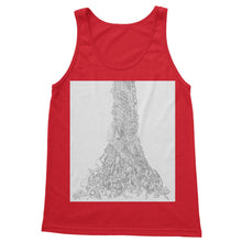 Load image into Gallery viewer, Sky Tree Softstyle Tank Top
