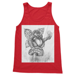 Pickles (The Fairy-Gorilla) Softstyle Tank Top