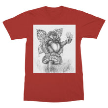 Load image into Gallery viewer, Pickles (The Fairy-Gorilla) T-Shirt