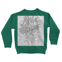Load image into Gallery viewer, Jellyfish-O-War Kids Sweatshirt