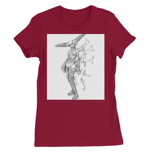 Tesla  Womens Favourite T-Shirt
