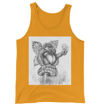 Load image into Gallery viewer, Pickles (The Fairy-Gorilla) Jersey Tank Top