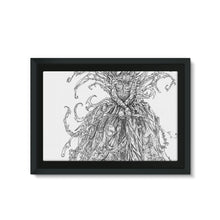 Load image into Gallery viewer, Lady Brambles Framed Canvas