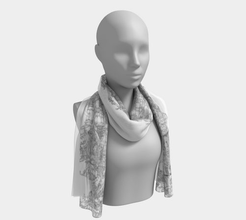 Space Elevator Scarf
